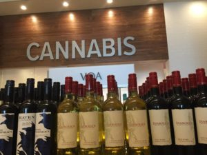 Cannabis-based Alcoholic Beverages