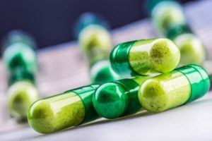 Controlled Release Cannabis Pills